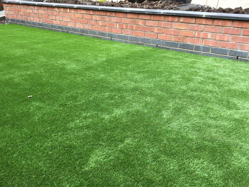 Artificial Grass - Gallery | Cut Above Landscapes Ltd
